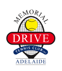 Memorial Drive Tennis Club in Adelaide